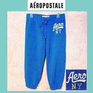 💙AEROPOSTALE 💙Capri Style Sweatpants Joggers